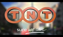 TNT express ad's for turkey 45
